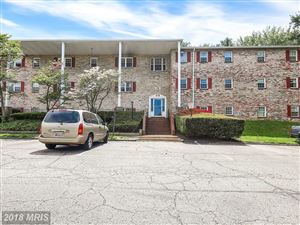 Photo of 11902 TARRAGON RD #I, REISTERSTOWN, MD 21136 (MLS # BC10240512)