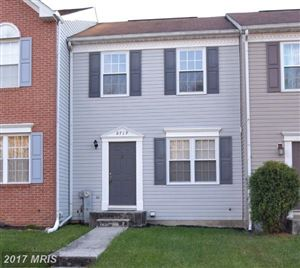 Photo of 8719 YVONNE COURT WAY, PARKVILLE, MD 21234 (MLS # BC10105513)