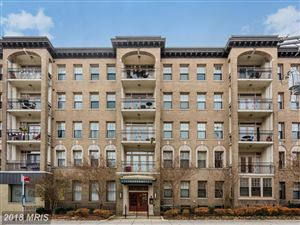Photo of 2902 PORTER ST NW #53, WASHINGTON, DC 20008 (MLS # DC10120516)
