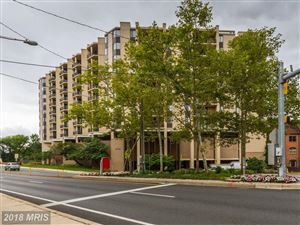 Photo of 4242 EAST WEST HWY #701, CHEVY CHASE, MD 20815 (MLS # MC10314518)
