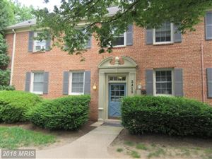 Photo of 2412 COLSTON DR #C-202, SILVER SPRING, MD 20910 (MLS # MC10291520)