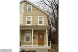 Photo of 406 VENABLE AVE, BALTIMORE, MD 21218 (MLS # BA10320523)