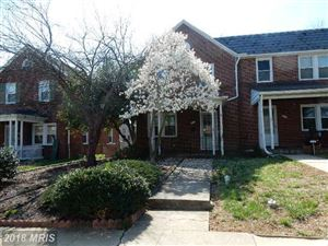 Photo of 314 WESTSHIRE RD, BALTIMORE, MD 21229 (MLS # BC10183523)