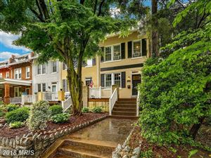 Photo of 2054 37TH ST NW, WASHINGTON, DC 20007 (MLS # DC10255523)