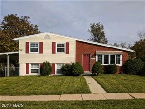 Photo of 1209 COBB RD W, PIKESVILLE, MD 21208 (MLS # BC10103525)