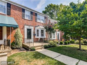 Photo of 338 OLD TRAIL, BALTIMORE, MD 21212 (MLS # BC10300526)