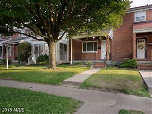Photo of 2721 MOORGATE RD, BALTIMORE, MD 21222 (MLS # BC10275529)