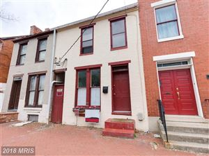 Photo of 139 SOUTH ST, FREDERICK, MD 21701 (MLS # FR10213529)