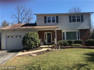 Photo of 3407 PLEASANT PLAINS DR, REISTERSTOWN, MD 21136 (MLS # CR10187530)
