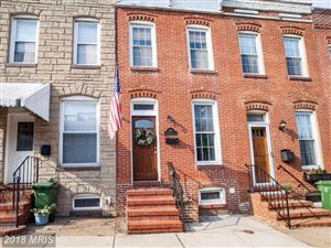 Photo of 506 CLEMENT ST E, BALTIMORE, MD 21230 (MLS # BA10051532)