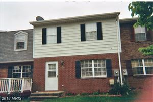 Photo of 12304 BONCREST DR, REISTERSTOWN, MD 21136 (MLS # BC10087532)