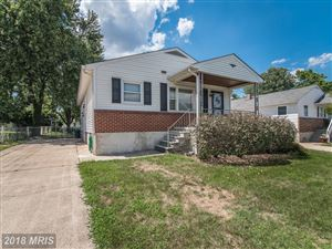 Photo of 3208 POLAR AVE, BALTIMORE, MD 21227 (MLS # BC10305532)