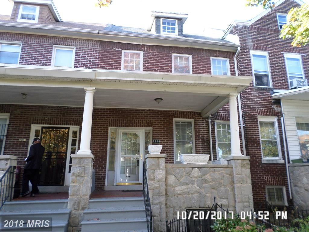 Photo for 2216 WHITTIER AVE, BALTIMORE, MD 21217 (MLS # BA10155533)