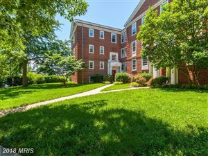 Photo of 3660 38TH ST NW #D256, WASHINGTON, DC 20016 (MLS # DC10271537)