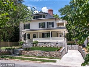 Photo of 3515 WOODLEY RD NW, WASHINGTON, DC 20016 (MLS # DC10151539)