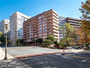 Photo of 4550 PARK AVE #412, CHEVY CHASE, MD 20815 (MLS # MC10169539)