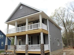 Photo of LOT 1 RIVERVIEW DR, COLONIAL BEACH, VA 22443 (MLS # WE10160541)