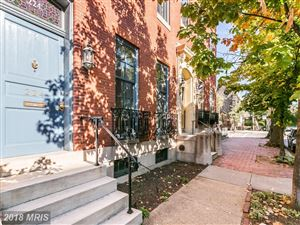Photo of 224 LAFAYETTE AVE W, BALTIMORE, MD 21217 (MLS # BA10083542)