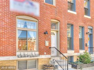 Photo of 228 MILTON AVE N, BALTIMORE, MD 21224 (MLS # BA10128543)