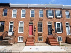 Photo of 509 GLOVER ST S, BALTIMORE, MD 21224 (MLS # BA10216544)