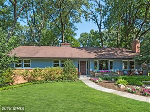 Photo of 4913 FALSTONE AVE, CHEVY CHASE, MD 20815 (MLS # MC10317545)