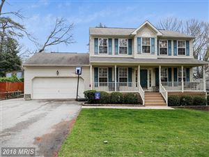 Photo of 1319 SWAN DR, ANNAPOLIS, MD 21409 (MLS # AA10212549)