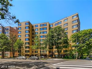 Photo of 5410 CONNECTICUT AVE NW #308, WASHINGTON, DC 20015 (MLS # DC10271549)