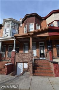 Photo of 312 25TH ST, BALTIMORE, MD 21218 (MLS # BA10128550)