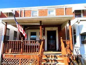 Photo of 1930 EWALD AVE, BALTIMORE, MD 21222 (MLS # BC10129551)