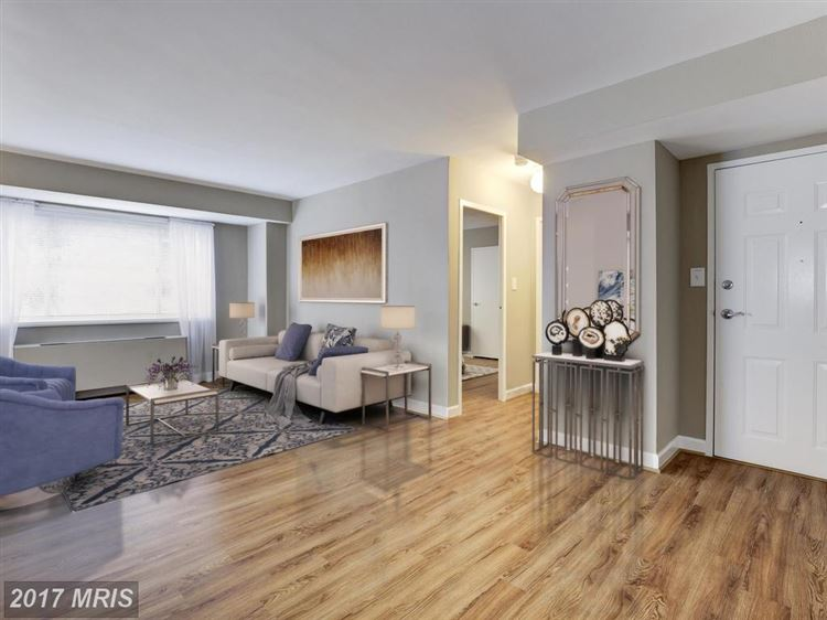 Photo for 3900 TUNLAW RD NW #219, WASHINGTON, DC 20007 (MLS # DC10068552)