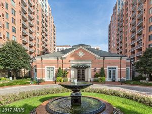 Photo of 11710 OLD GEORGETOWN RD #909, BETHESDA, MD 20852 (MLS # MC10084554)