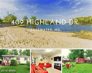 Photo of 409B HIGHLAND DR, EDGEWATER, MD 21037 (MLS # AA10245555)