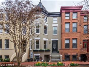 Photo of 1761 WILLARD ST NW, WASHINGTON, DC 20009 (MLS # DC10219556)