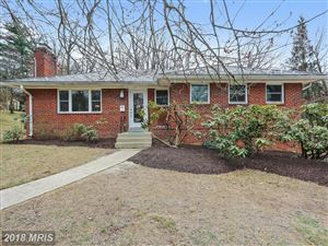 Photo of 1420 FLORA TER, SILVER SPRING, MD 20910 (MLS # MC10193558)
