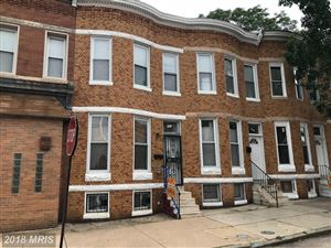 Photo of 253 PAYSON ST N, BALTIMORE, MD 21223 (MLS # BA10275562)