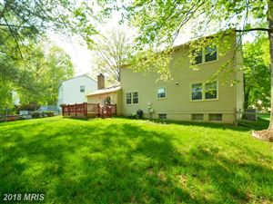 Tiny photo for 7601 WOODSTOWN DR, SPRINGFIELD, VA 22153 (MLS # FX10233562)