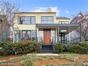 Photo of 4511 POTOMAC AVE NW, WASHINGTON, DC 20007 (MLS # DC10200563)