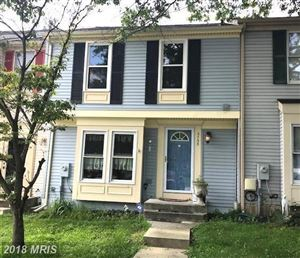Photo of 3733 BONNYBRIDGE PL, ELLICOTT CITY, MD 21043 (MLS # HW10318565)