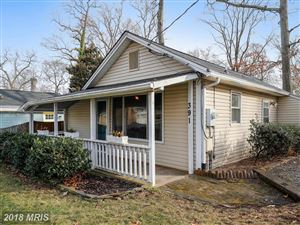 Photo of 391 HOLLY TRL, CROWNSVILLE, MD 21032 (MLS # AA10134566)