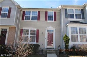 Photo of 9347 OWINGS CHOICE CT, OWINGS MILLS, MD 21117 (MLS # BC10186567)
