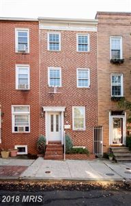 Photo of 241 WOLFE ST, BALTIMORE, MD 21231 (MLS # BA10064569)