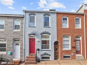 Photo of 242 S CASTLE ST, BALTIMORE, MD 21231 (MLS # BA10132571)