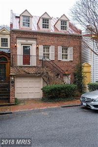 Photo of 1610 32ND ST NW, WASHINGTON, DC 20007 (MLS # DC10169571)