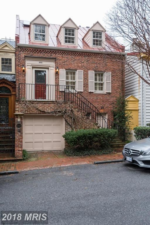 Photo for 1610 32ND ST NW, WASHINGTON, DC 20007 (MLS # DC10169571)