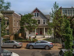 Photo of 1821 NEWTON ST NW #ONE, WASHINGTON, DC 20010 (MLS # DC10129572)