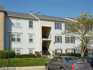 Photo of 14903 MC KISSON CT #7BF, SILVER SPRING, MD 20906 (MLS # MC10238573)