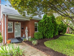 Photo of 207 THOMAS AVE, FREDERICK, MD 21701 (MLS # FR9012574)