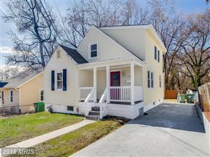 Photo of 3404 39TH AVE, BRENTWOOD, MD 20722 (MLS # PG10161574)
