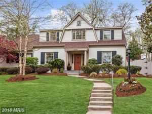 Photo of 8104 KERRY LN, CHEVY CHASE, MD 20815 (MLS # MC10221575)