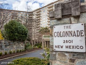 Photo of 2801 NEW MEXICO AVE NW #807, WASHINGTON, DC 20007 (MLS # DC10213577)
